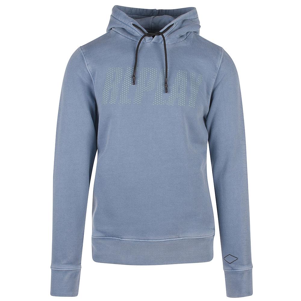 Therma Sweatshirt in Lt Blue
