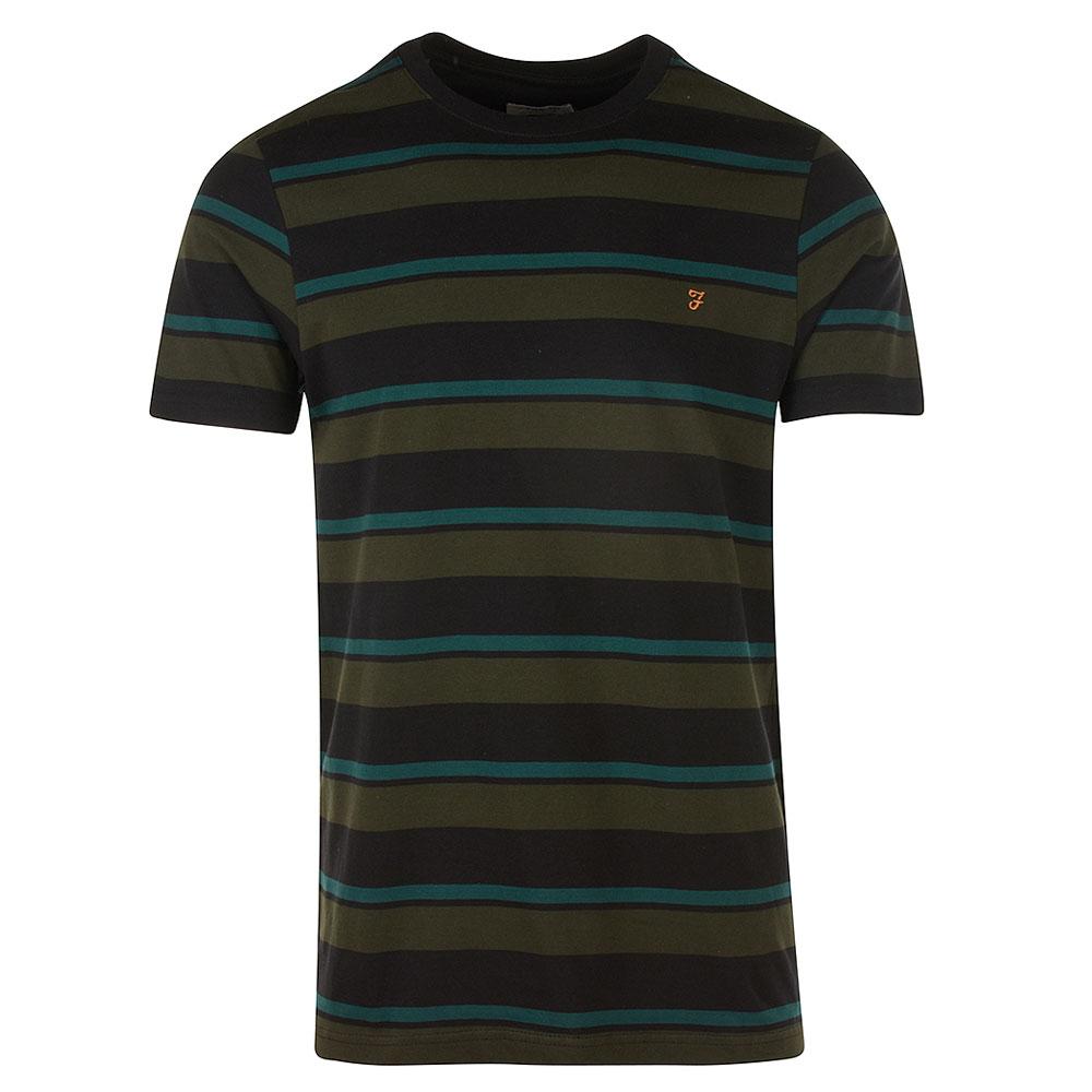 Agawam SS T-Shirt in Black