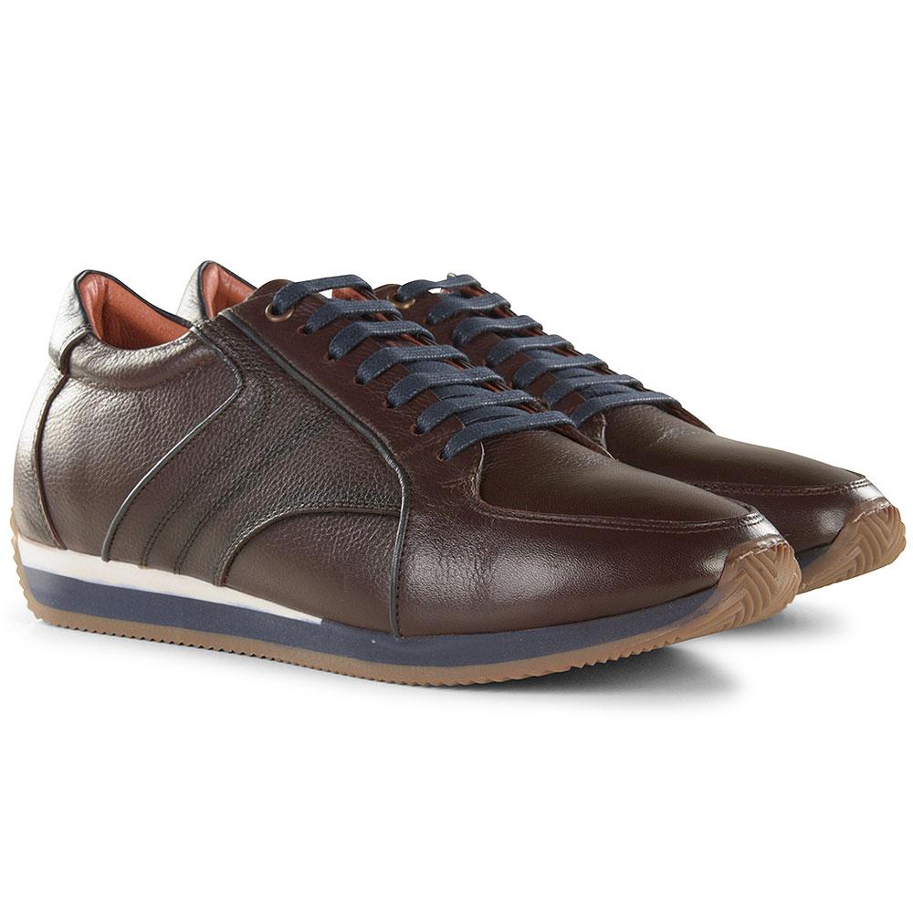 Osmond Shoe in Tan