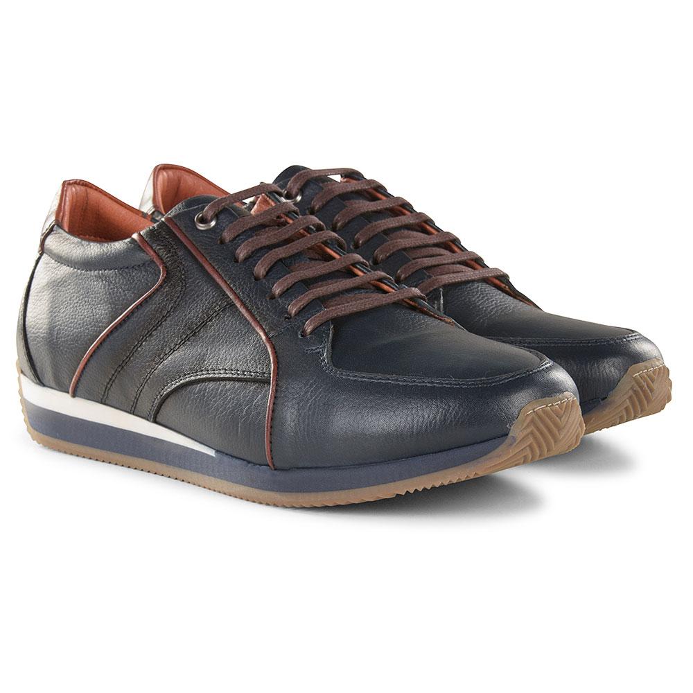 Osmond Shoe in Navy