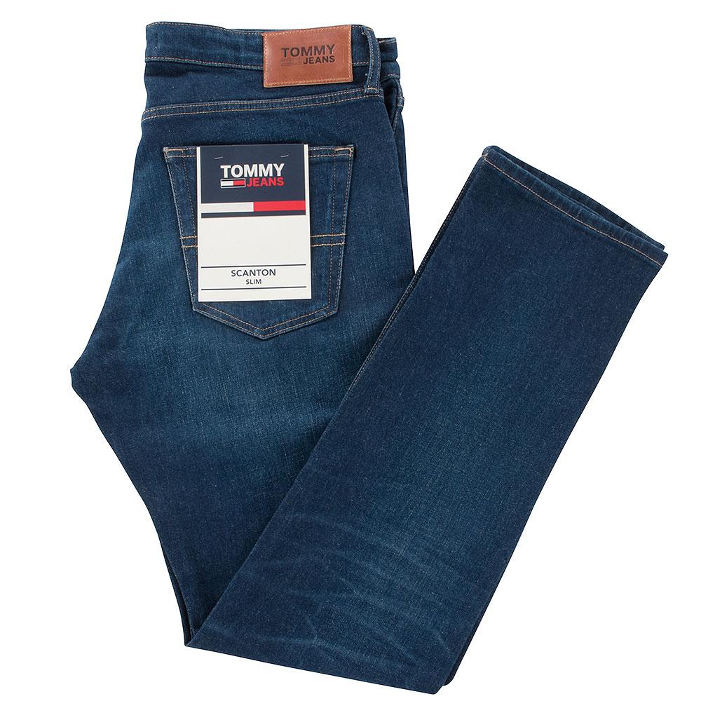 Scanton Slim Jean in Indigo