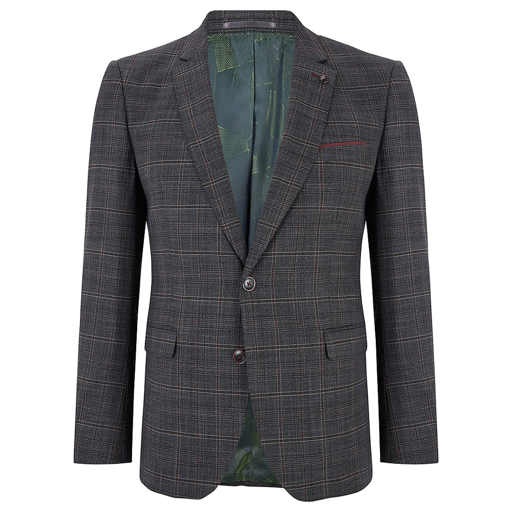 Lucian Suit in Grey