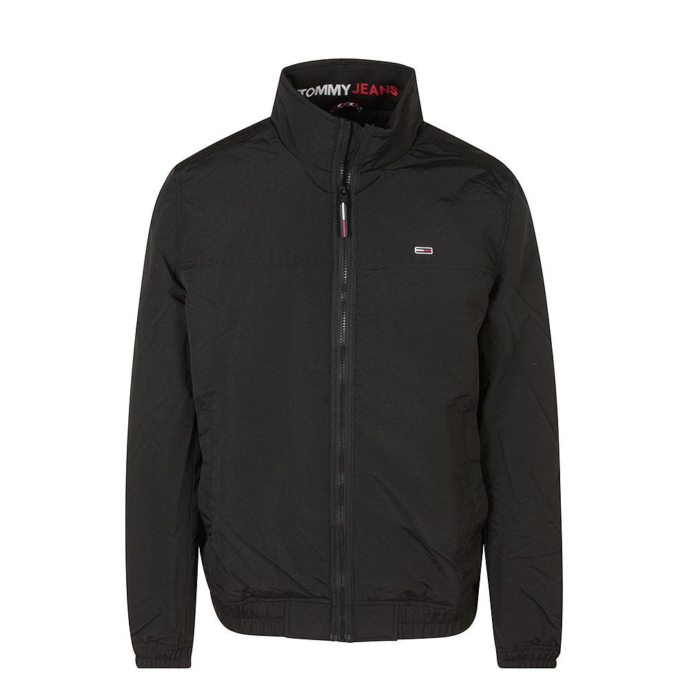 Essential Padded Jacket in Black