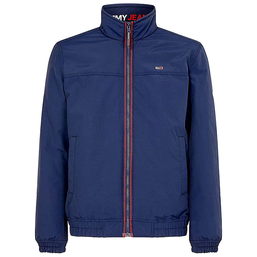 Essential Padded Jacket in Navy