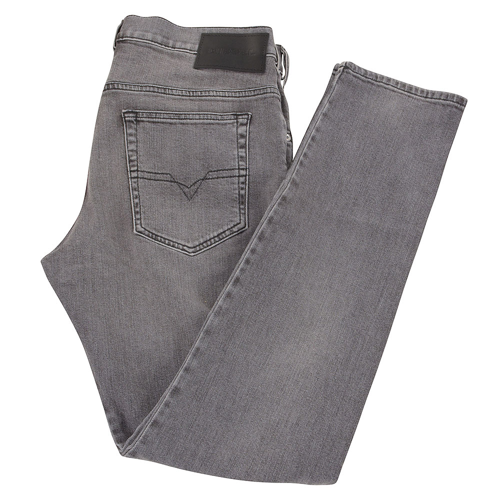 D-Yennox Tapered in Charcoal