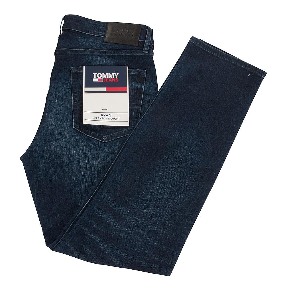 Ryan Regular Fitting Jeans in Indigo
