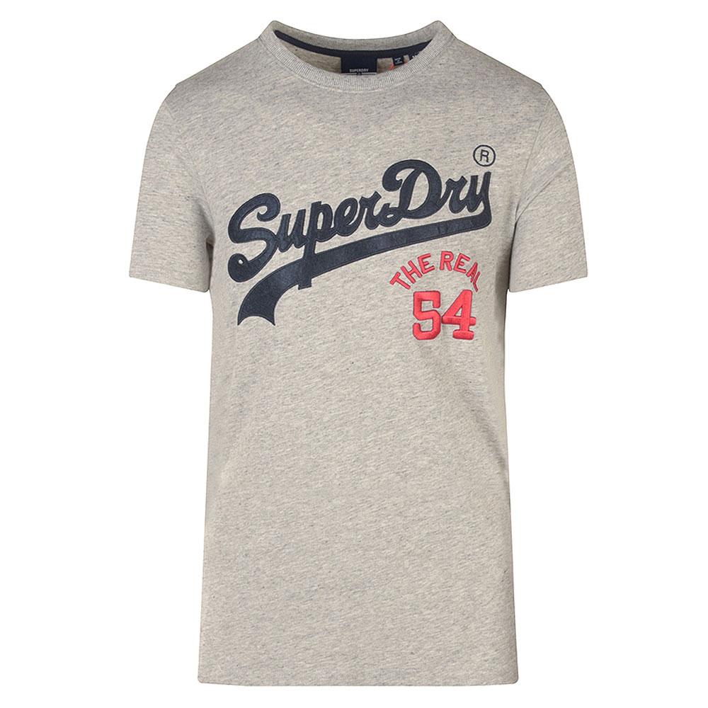 Vintage Source T-Shirt in Grey