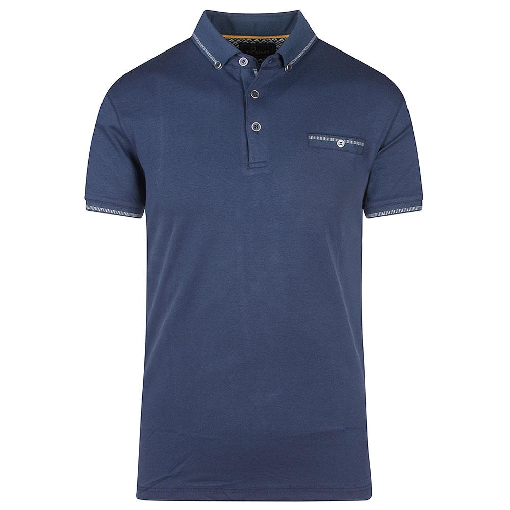 Rolleston Polo Shirt in Navy