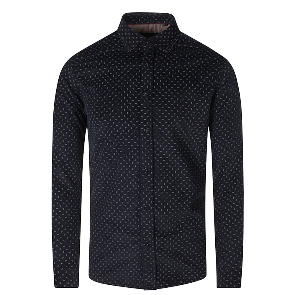 Guide Long Sleeve Shirt in Navy