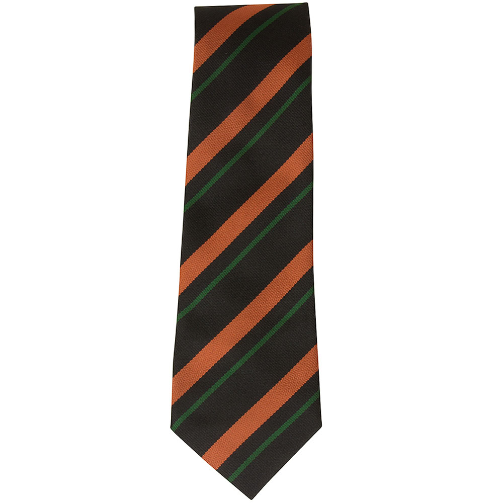 St Marys CBGS School Tie in Orange