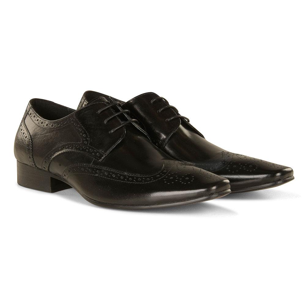 Louis Shoe in Black