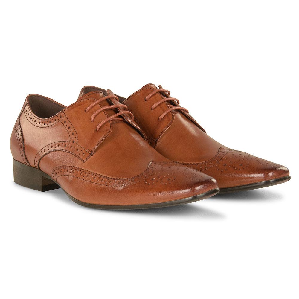 Louis Shoe in Tan