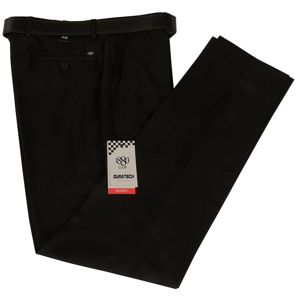 Elson School Trouser in Black