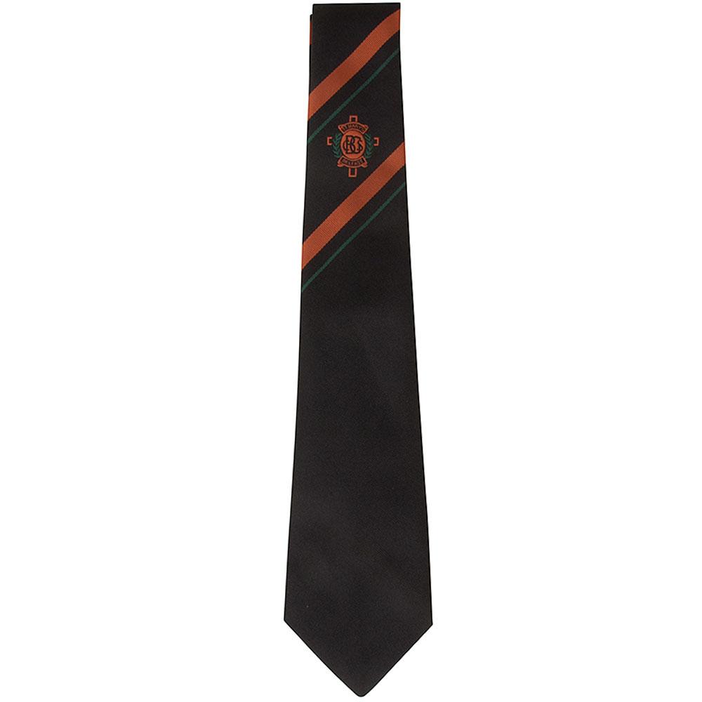 St Marys CBGS School Tie in Black