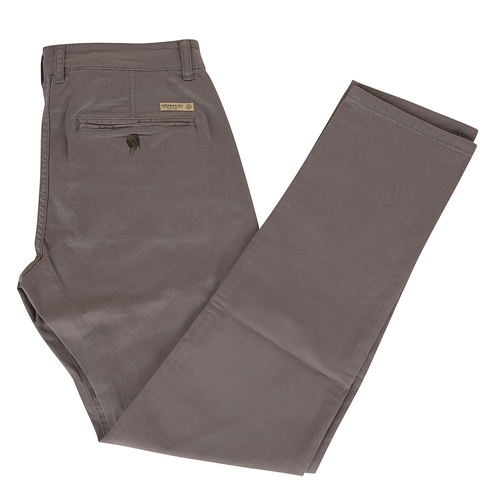 Bromley Chino in Charcoal