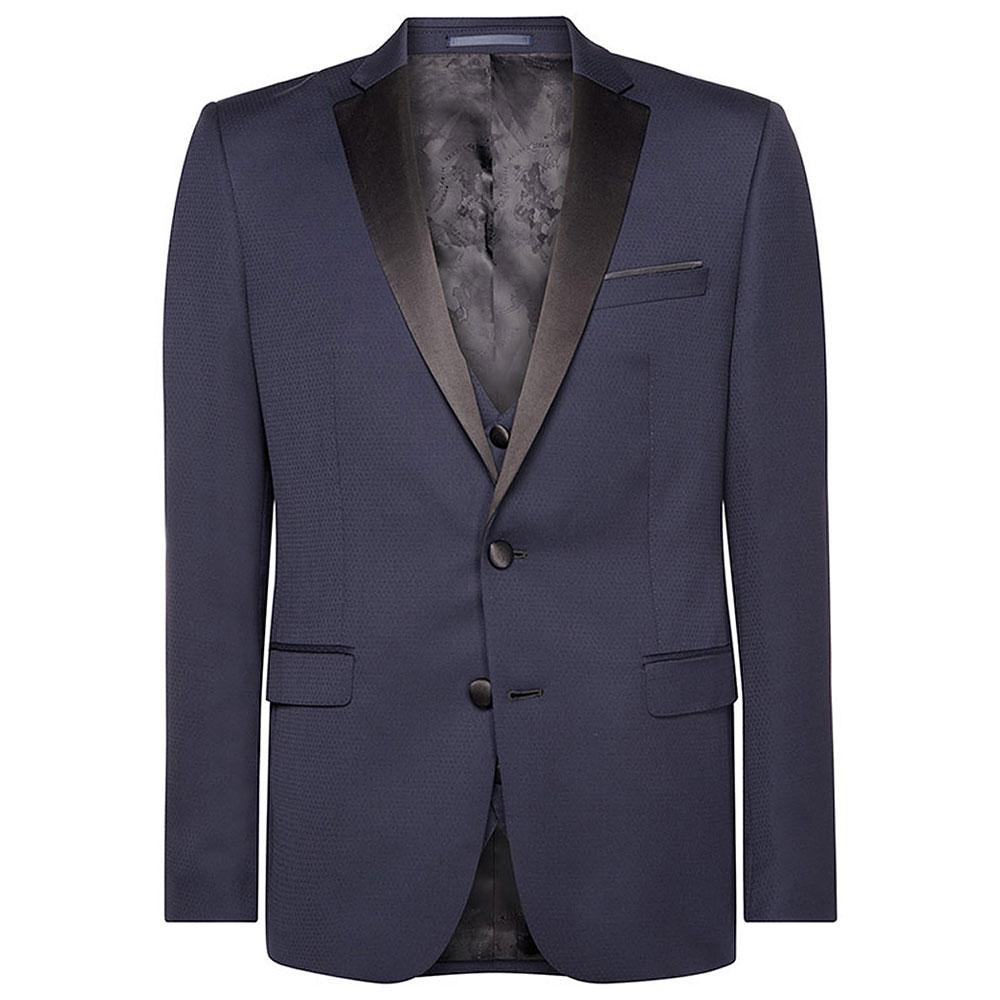 Rocco Suit Jacket in Black