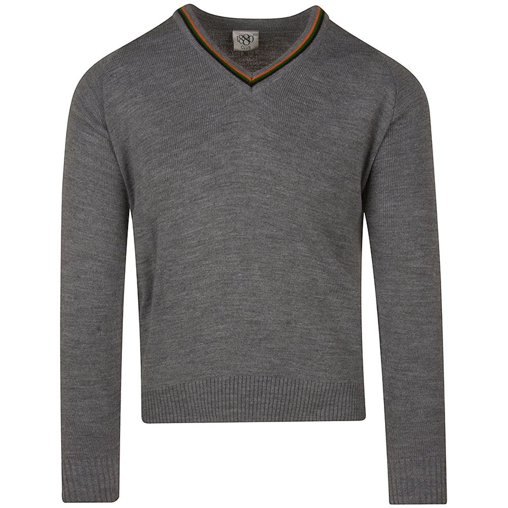 St Mary's Junior School Pullover in Grey
