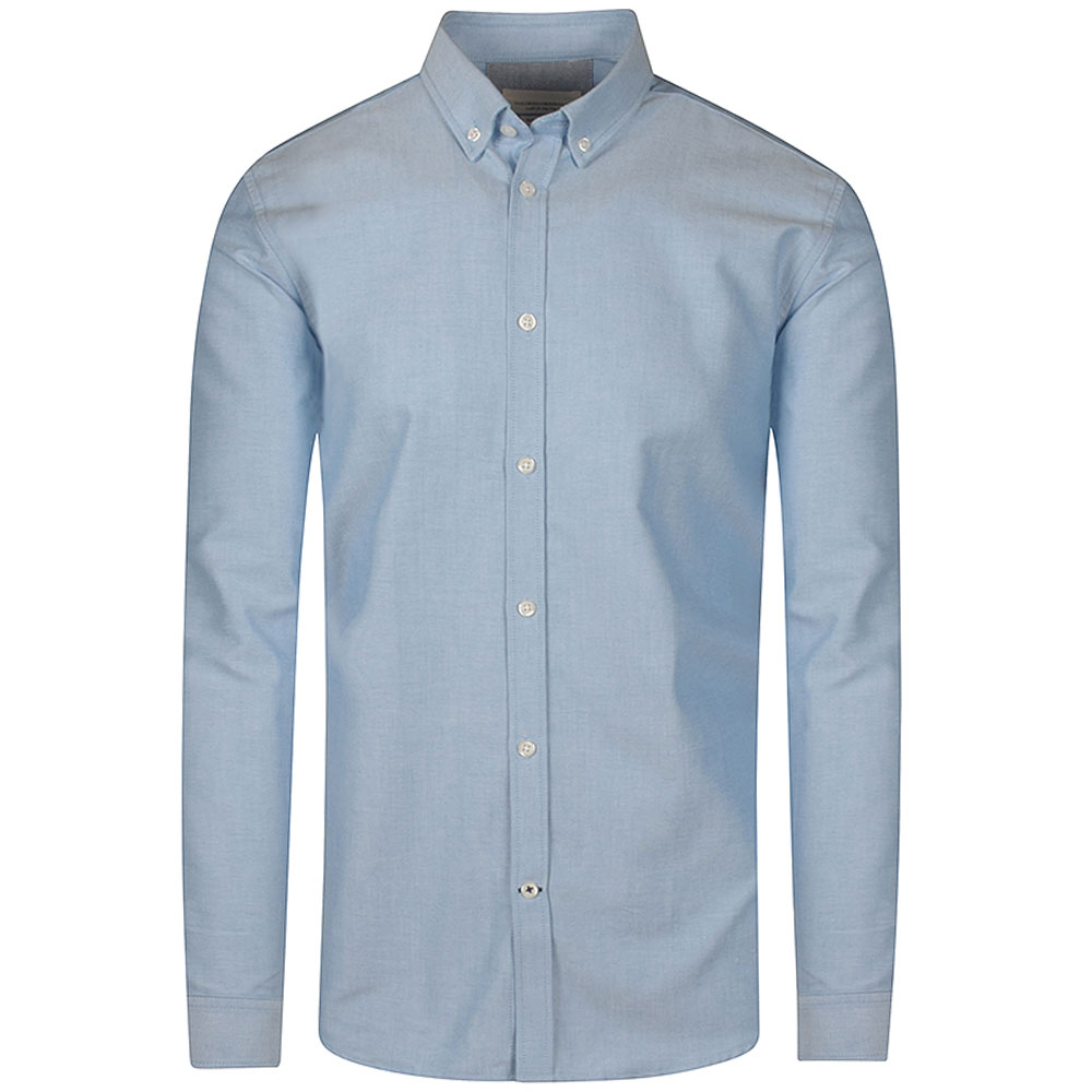 Tailored Originals New London Shirt in Blue