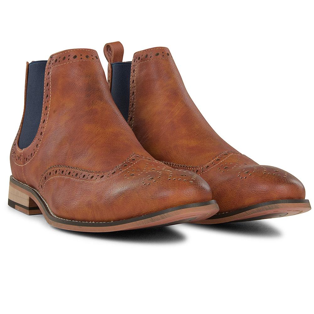 Cavani Hound Boot in Tan