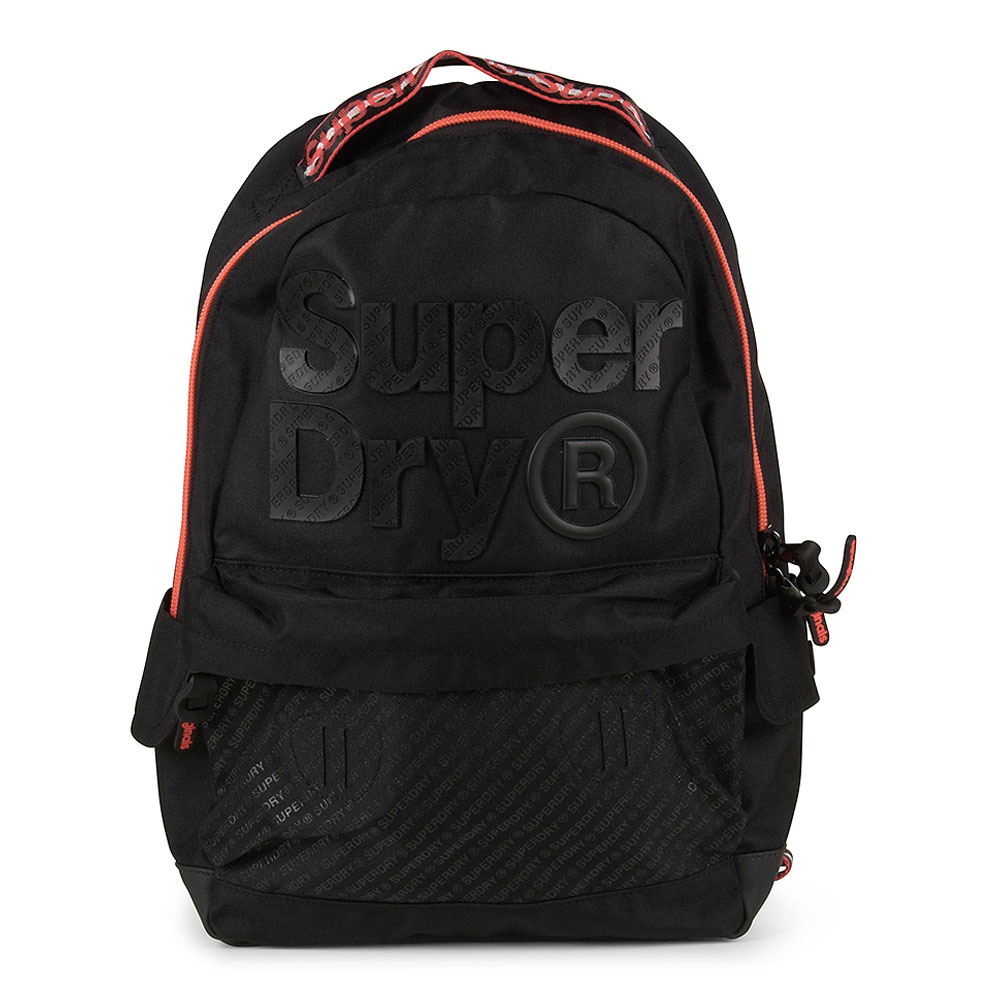 B Boy Montana Backpack in Black
