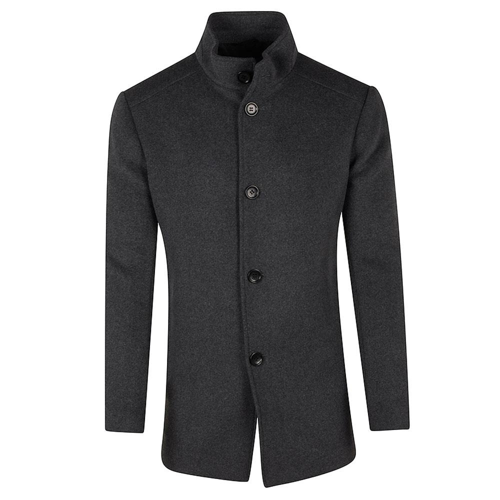 Watson Overcoat in Grey