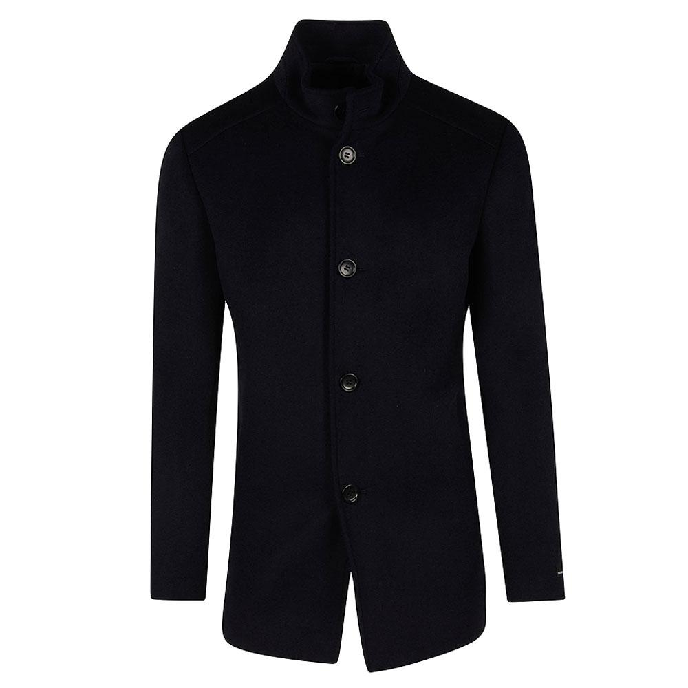 Watson Overcoat in Blue