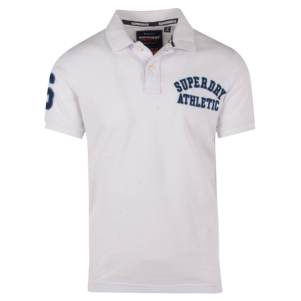 Classic Superstate Polo in White