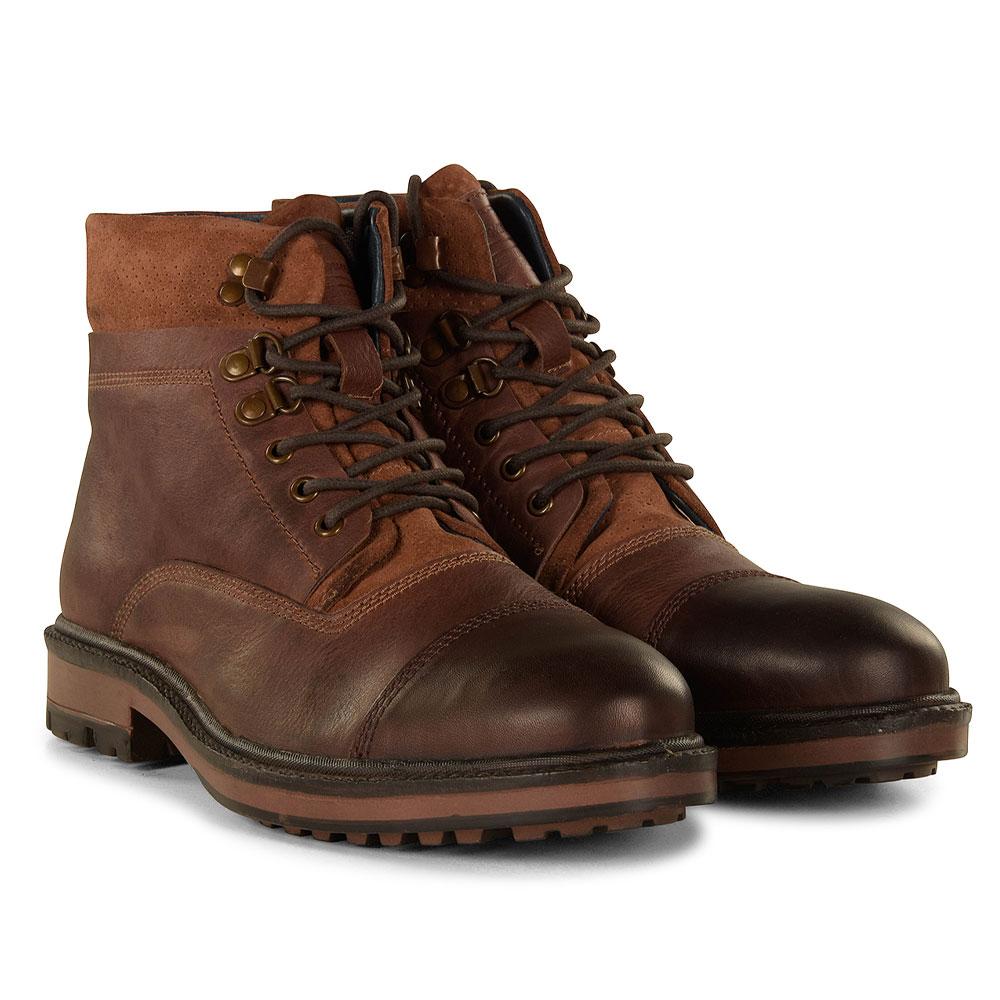 Kansas Boot in Brown