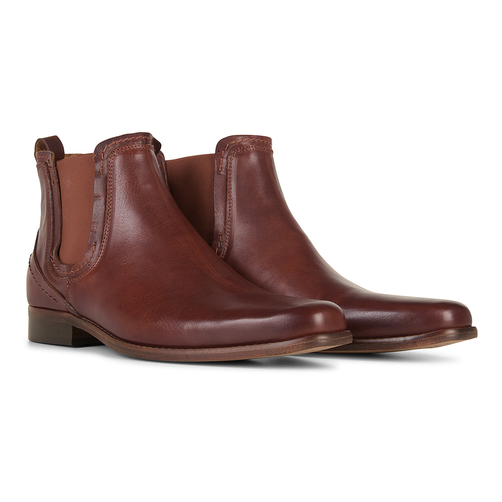 Austin Chelsea Boot in Tan