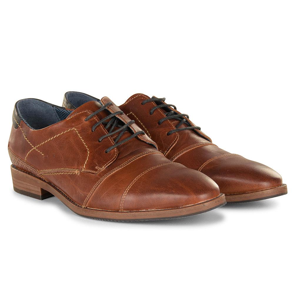 Panoramic Shoe in Brown