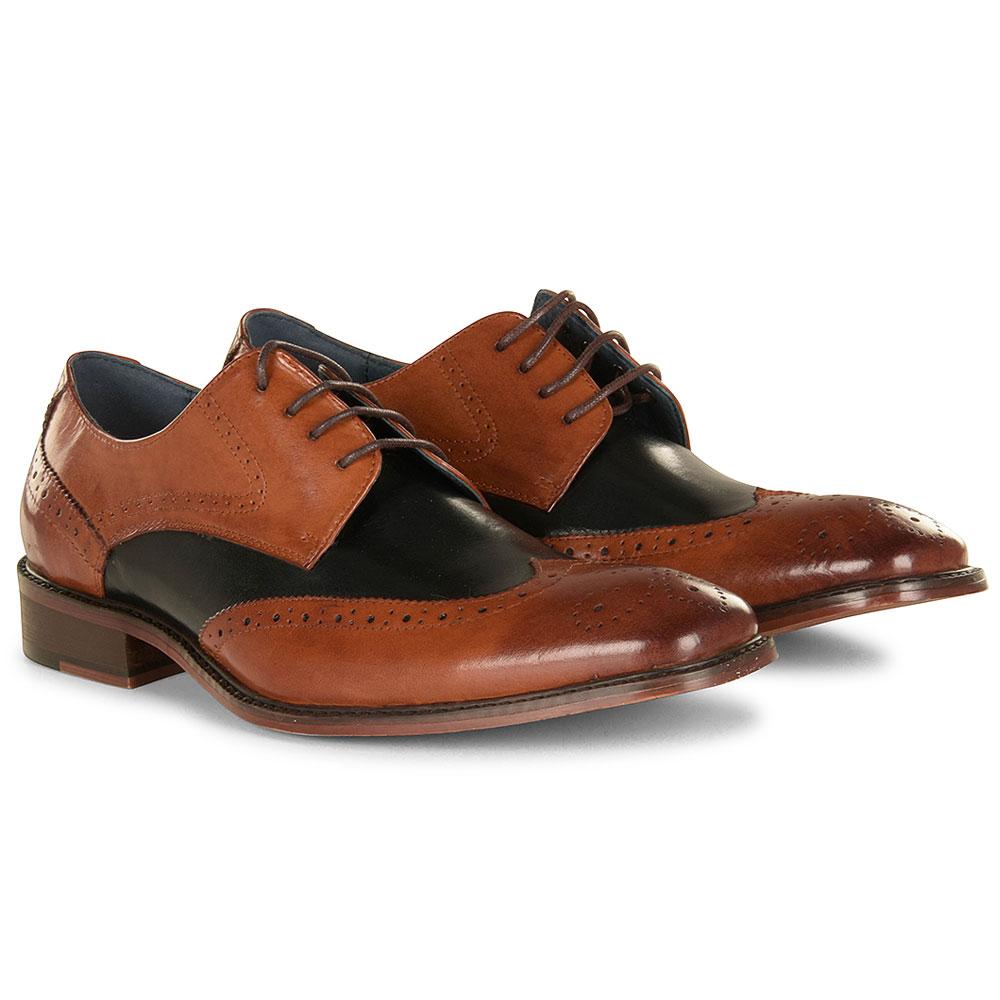 Concord Shoe in Tan