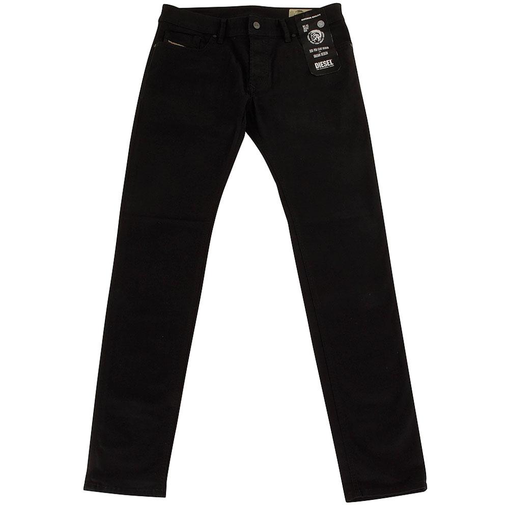 Sleenker Jean in Black
