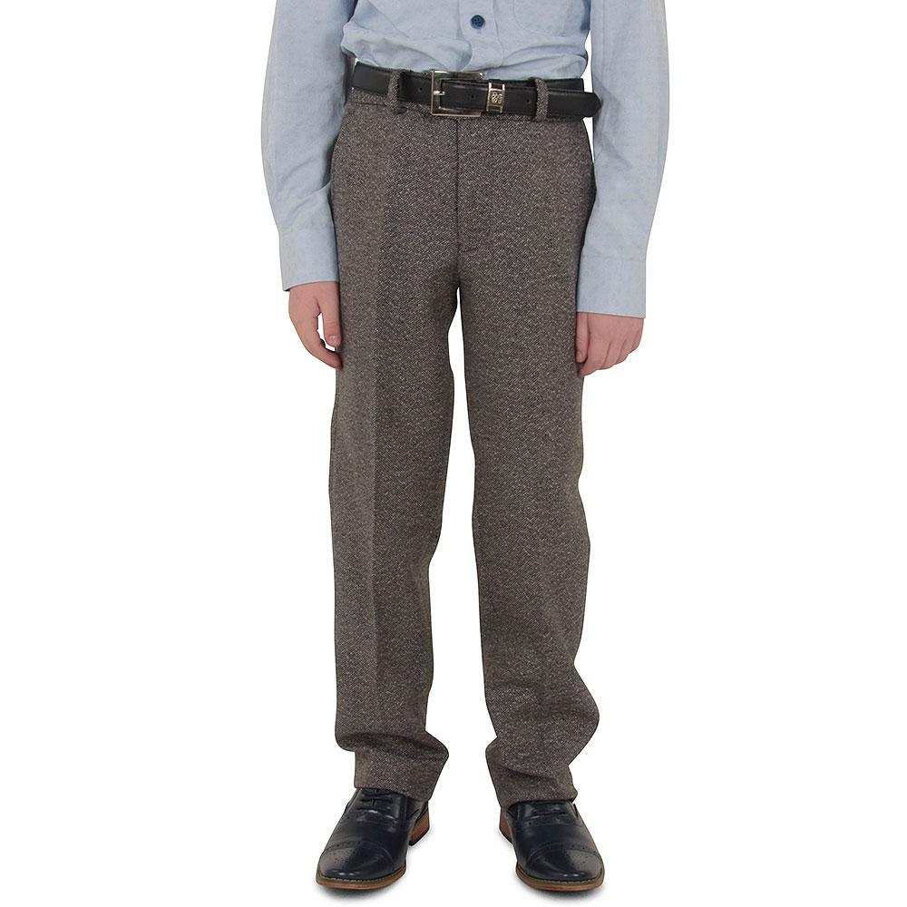 Boys Carlo Trouser in Grey