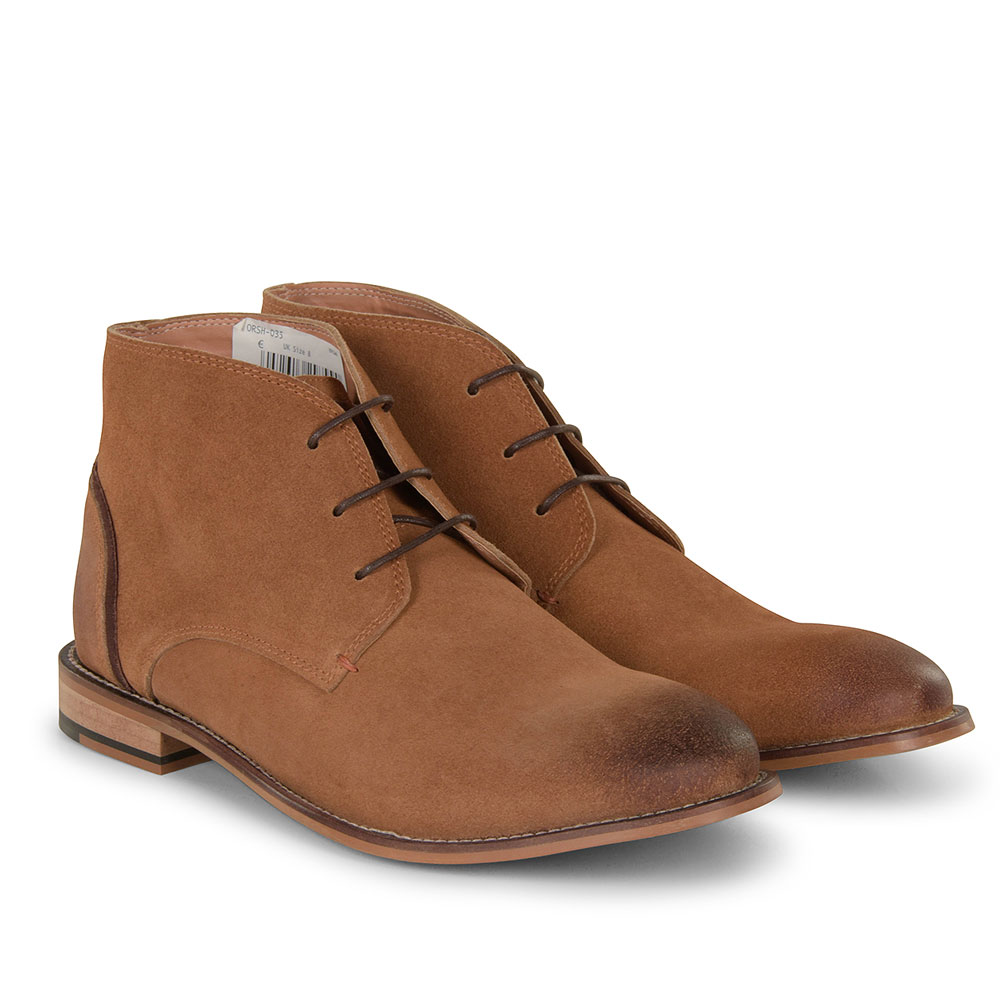 Robbie Desert Boot in Brown