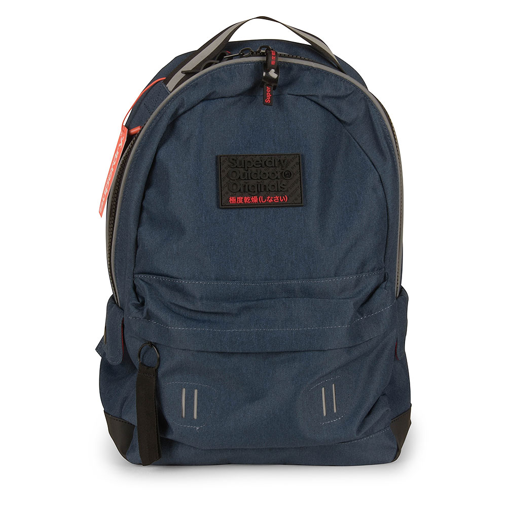 Hollow Montana Backpack in Navy