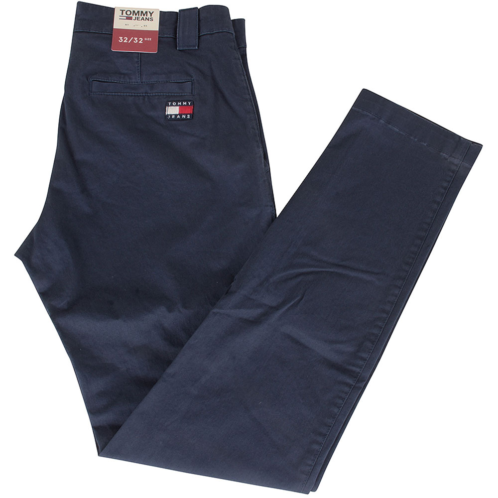 Scanton Chino in Navy