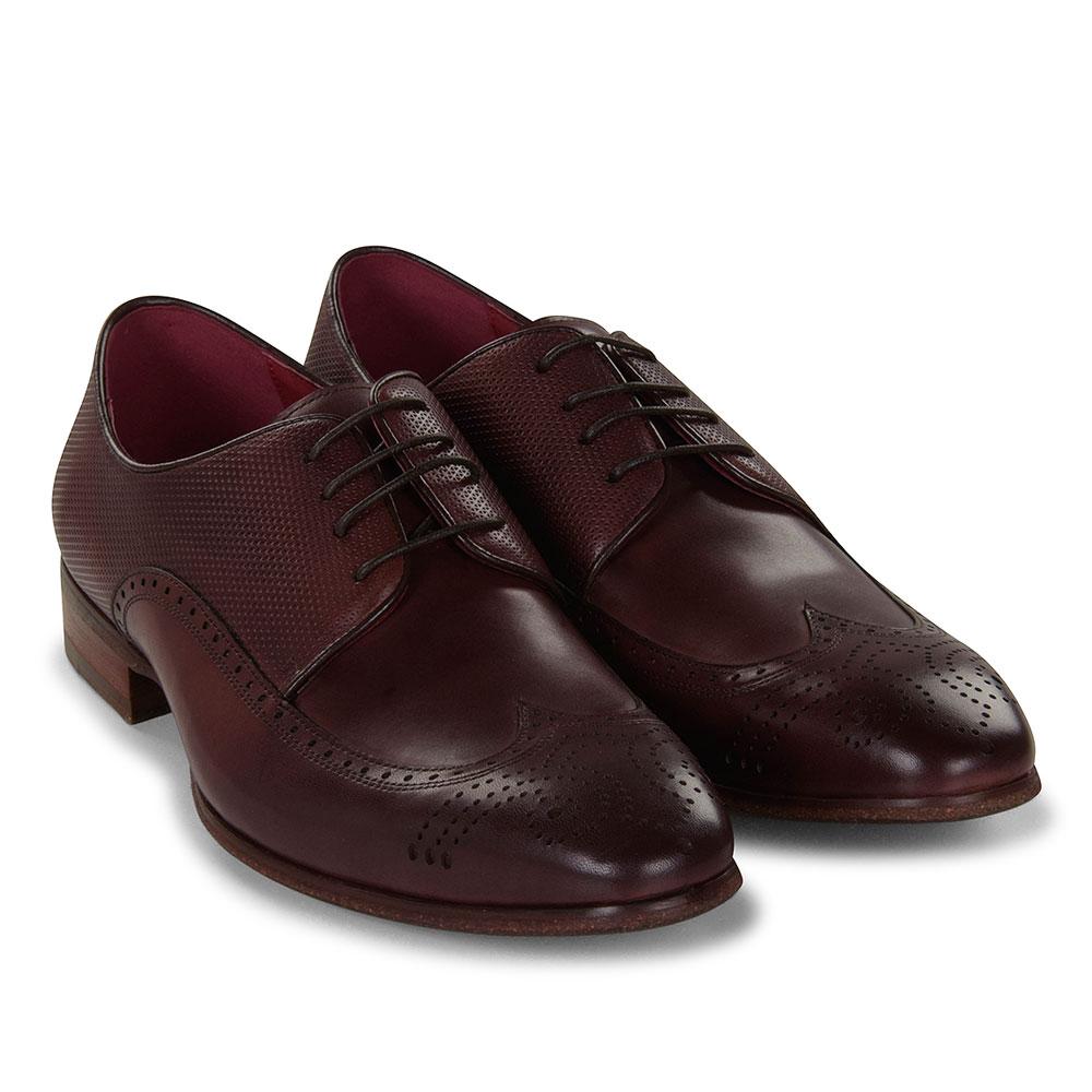 MGN 0900 Shoe in Burgundy