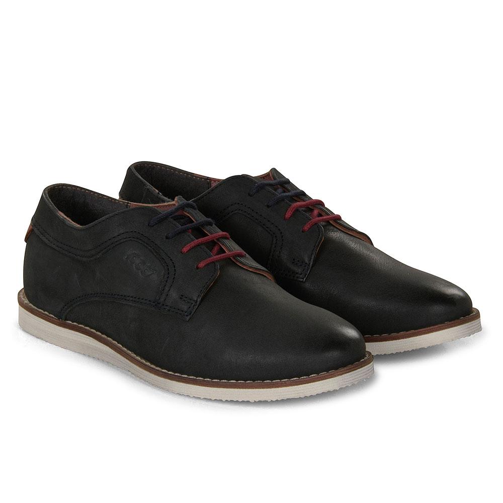 Ezra Kids Shoe in Navy