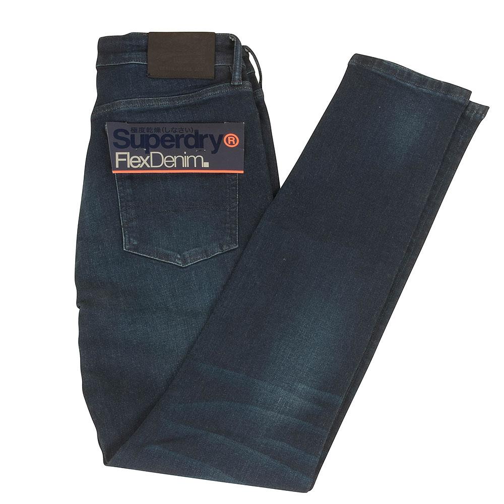 Travis Skinny Jean in Blue