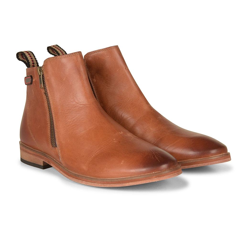 Trenton Boot in Tan