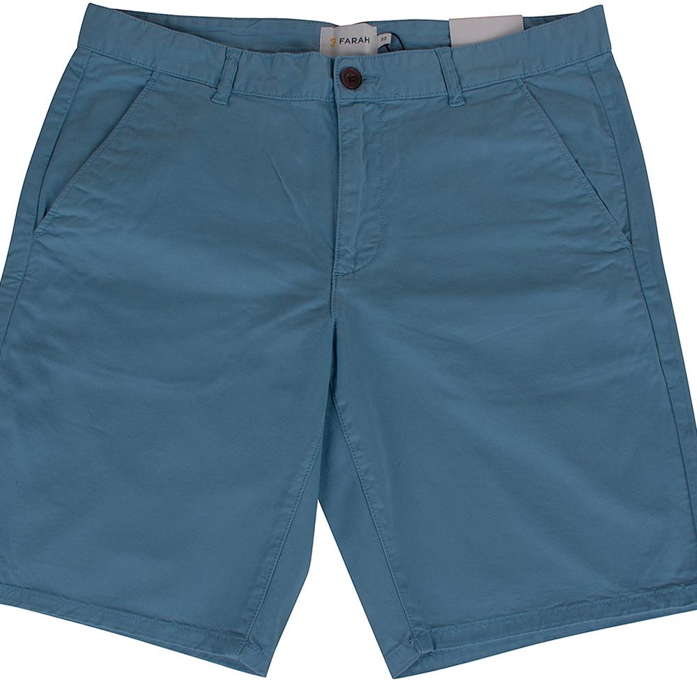 Hawk Shorts in Lt Blue