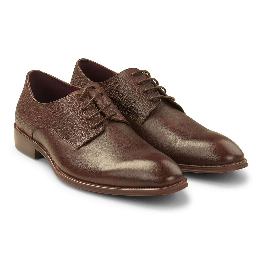 Gunner Shoe in Brown