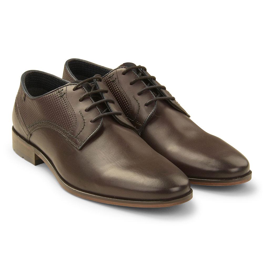 Denver Shoe in Burgundy