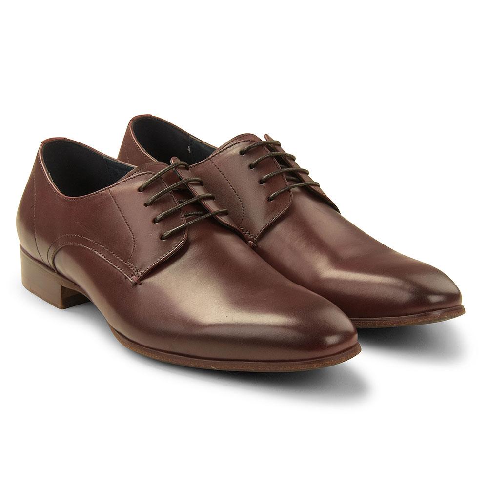 Sandy Park Shoe in Brown