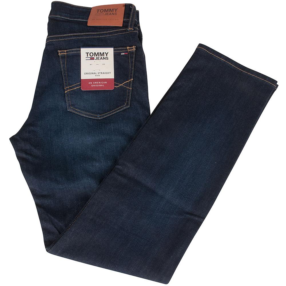 Ryan Straight Leg Jeans in Indigo