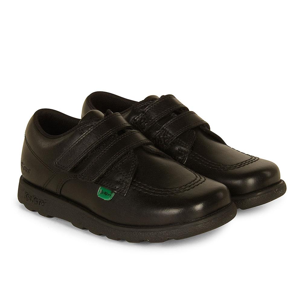 Fragma Lo-Velcro in Black