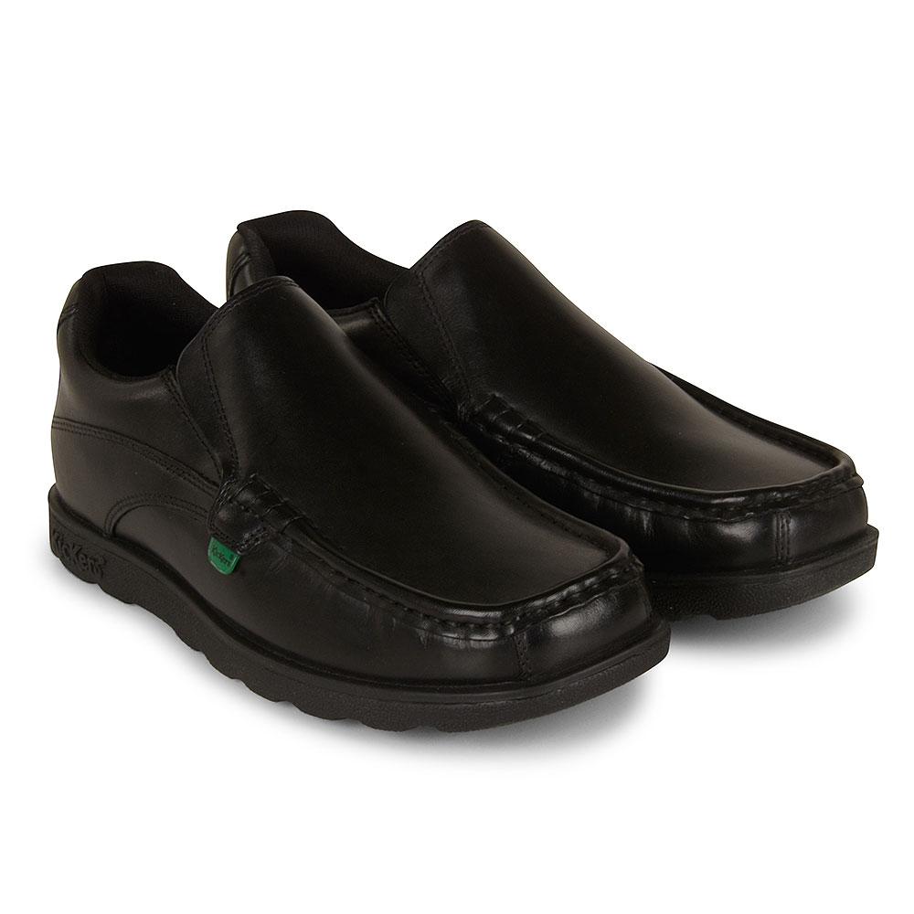 Fragma School Shoe in Black
