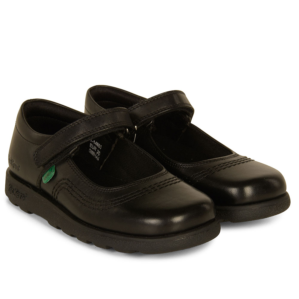 Fragma Pop Shoe in Black