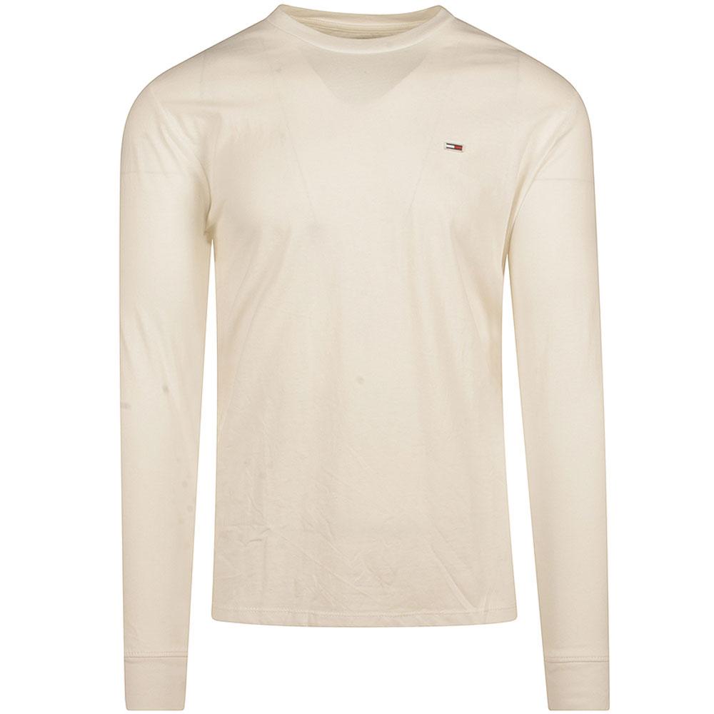Classics LS T-Shirt in White