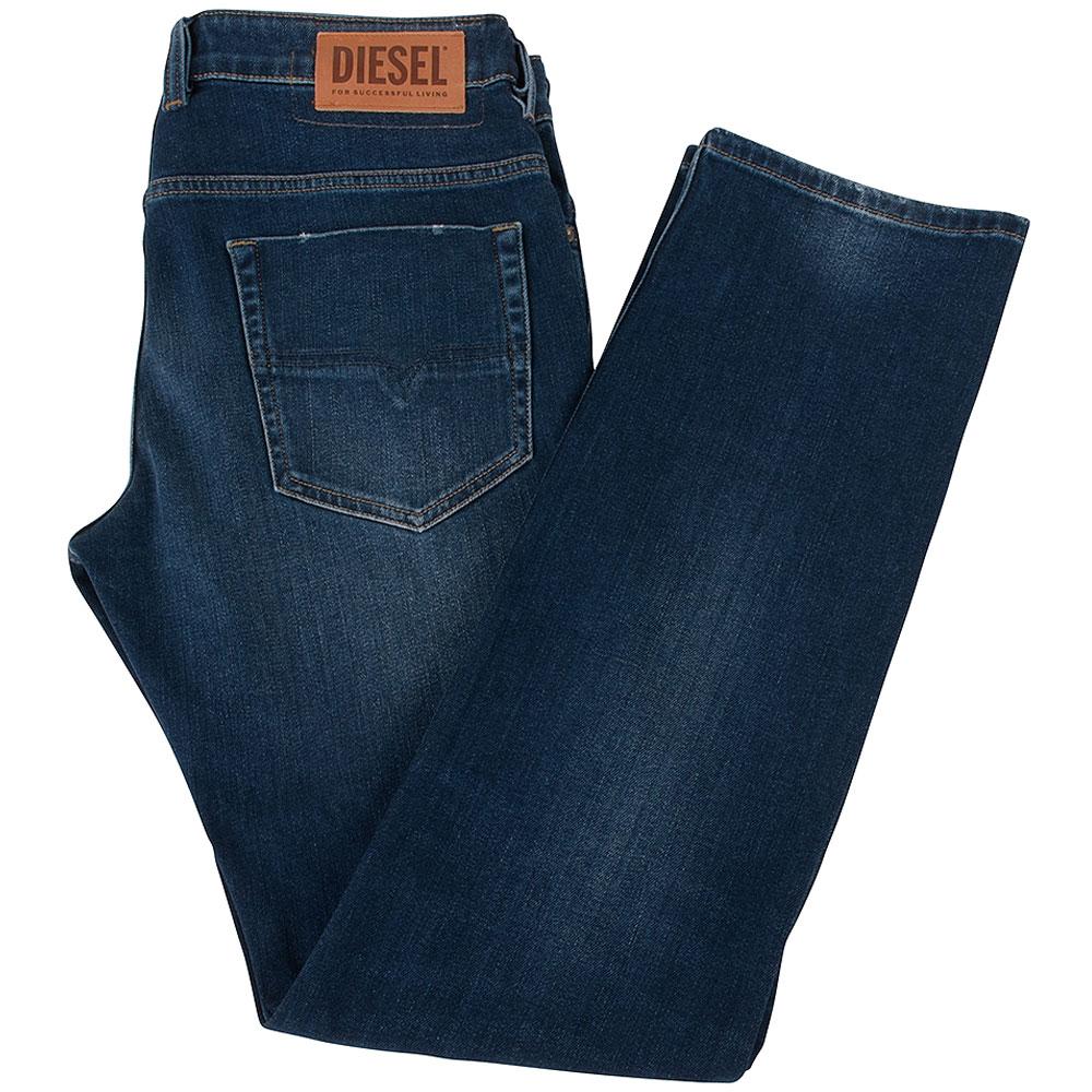 Safado Regular Fit Jeans in Stonewash